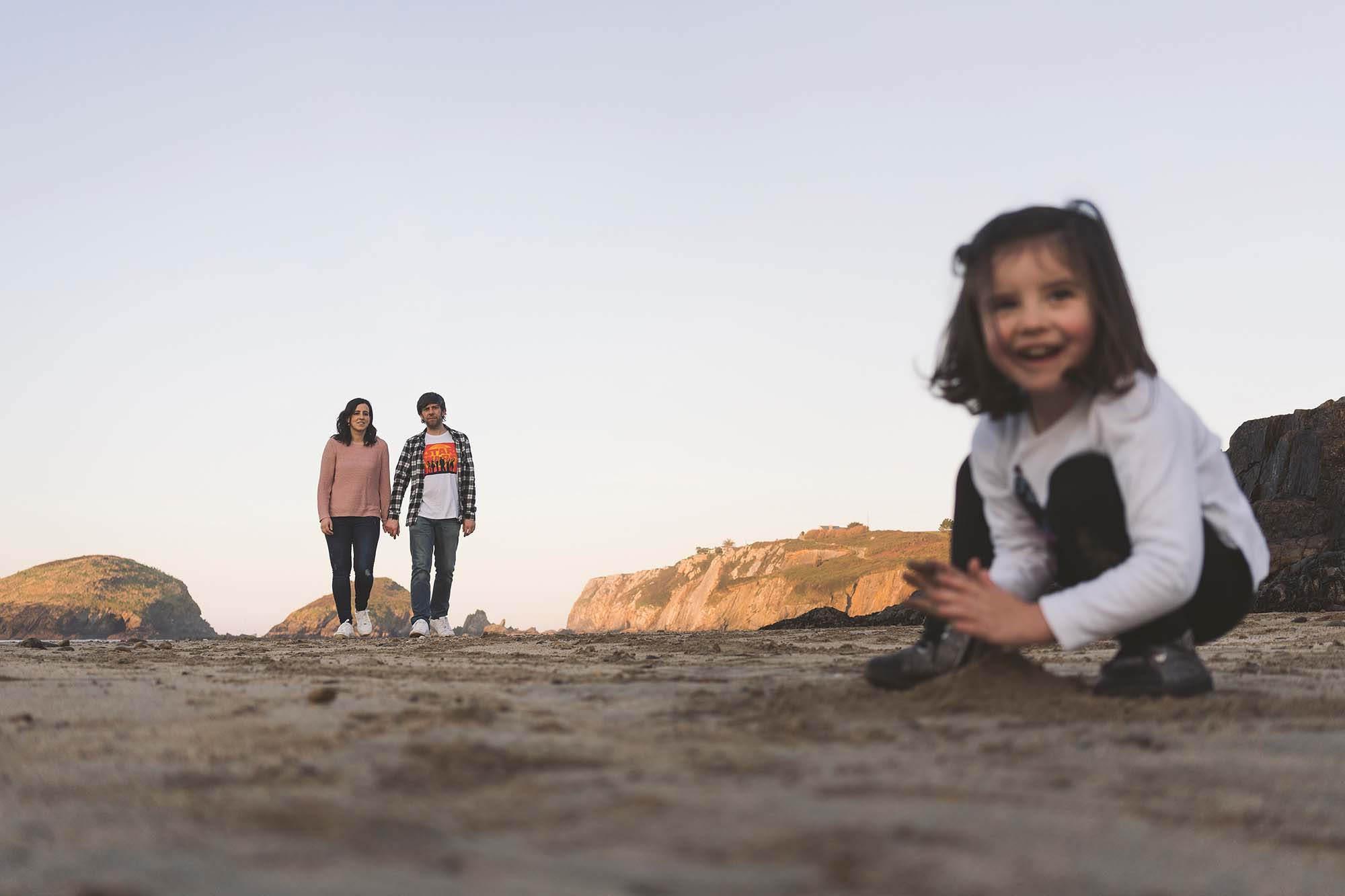 fotografías de familia en Asturias